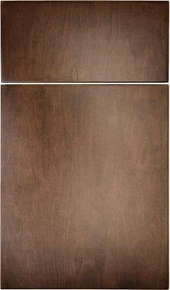 Horizon Door Truffle on Maple