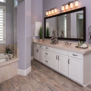 Bathroom Timeless Westminister RegalWhite None Maple