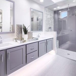 Bathroom Timeless Spirit Grey Matte Maple