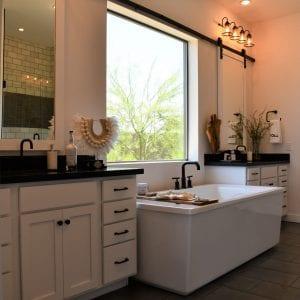 Bathroom Timeless Nantucket RegalWhite Matte Maple