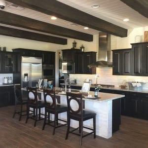 Kitchen Timeless Newport Black None Maple