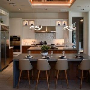 Kitchen Frameless Vista Aries Alder