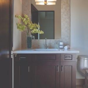 Bathroom Frameless Spirit Cafe Maple