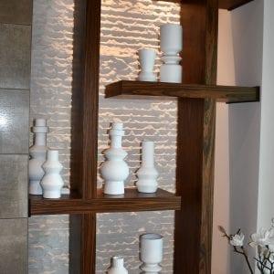 Cusom CustomWood Shelves